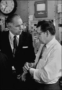 Glenn Seaborg  and Albert Ghiorso
