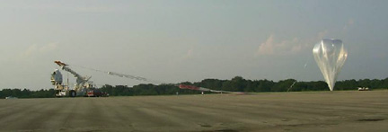 MAXIMA-1 launch