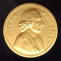 Priestly medal
