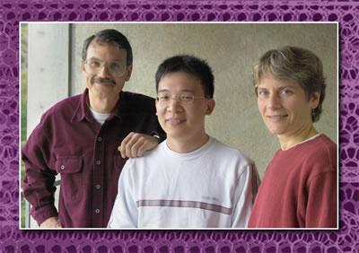 Alex Zettl, Xing Chen, and Carolyn Bertozzi