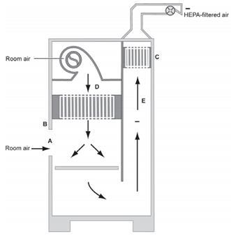 e22 class ii biosafety cabinet