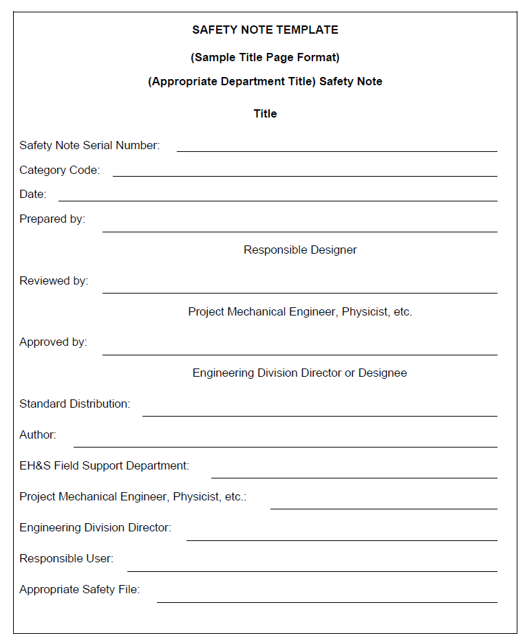 sample safety manual templates .