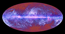 All-Sky Image From Planck