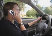 Phones While Driving